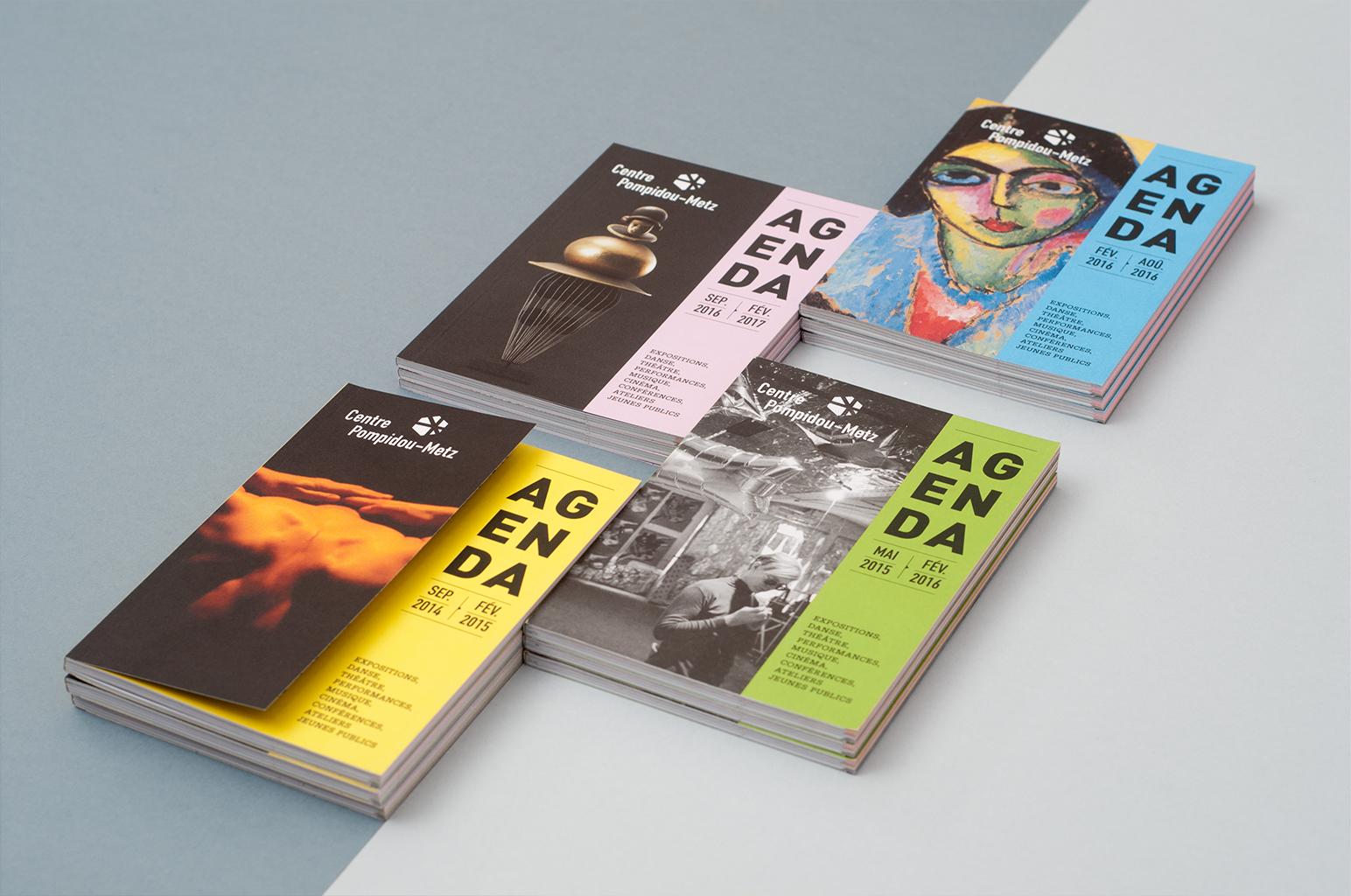 Nouvelle étiquette u graphic design bureau